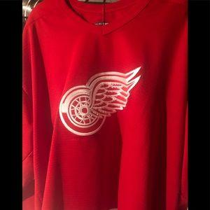 Vintage Nike Detroit Red Wings Jersey